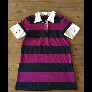 Theory striped top